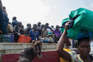 On the 19th of July 2016 more than 5,000 refugees arrived in Uganda seeking assistance after violence broke out in the capital Juba.